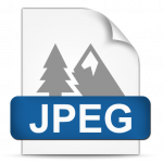 JPEG File Extension